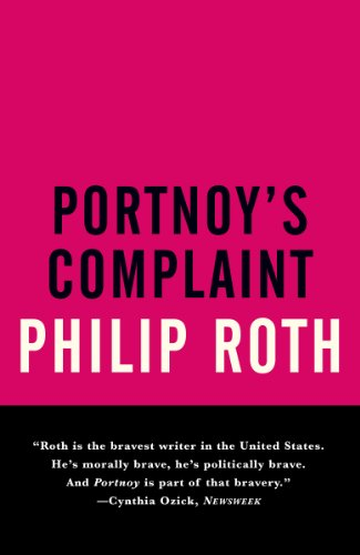 Portnoy's Complaint  N/A edition cover