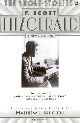Short Stories of F. Scott Fitzgerald   1989 edition cover