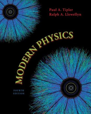 Modern Physics  4th 2002 edition cover