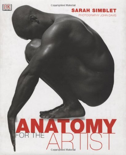 Anatomy for the Artist   2001 edition cover