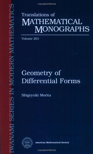 Geometry to Differential Forms   2001 edition cover