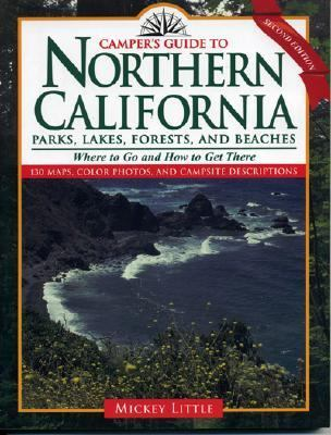 Northern California Parks, Lakes, Forests and Beaches  2nd (Revised) 9780884152453 Front Cover