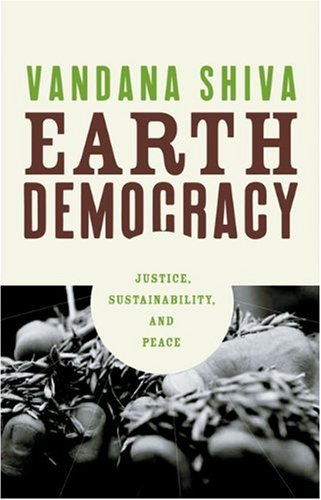 Earth Democracy Justice, Sustainability, and Peace  2005 edition cover