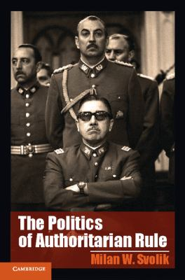 Politics of Authoritarian Rule   2012 edition cover