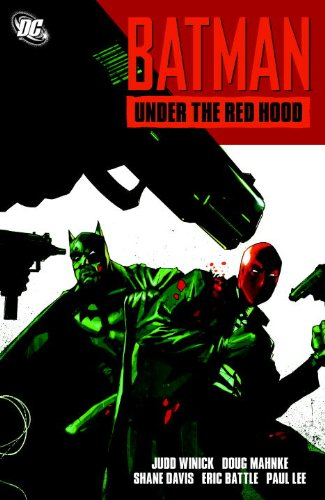 Batman: under the Red Hood   2011 9781401231453 Front Cover