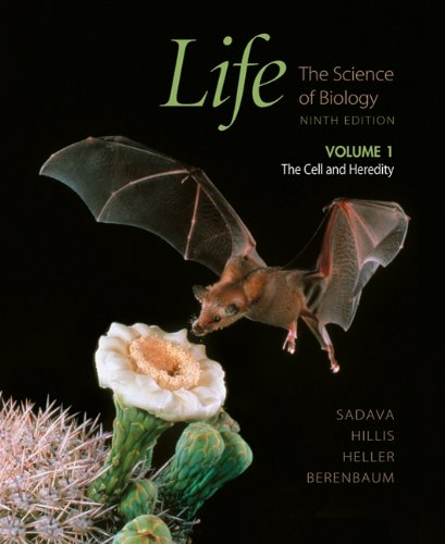 Life The Science of Biology 9th 2011 (Revised) edition cover