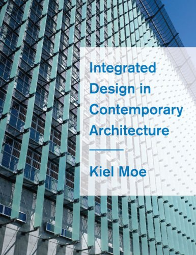 Integrated Design in Contemporary Architecture   2008 edition cover
