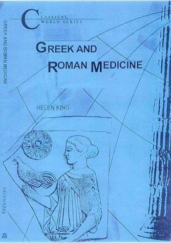 Greek and Roman Medicine   2001 edition cover