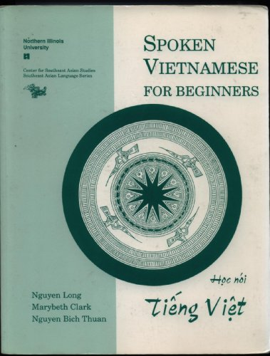 Spoken Vietnamese for Beginners  N/A edition cover