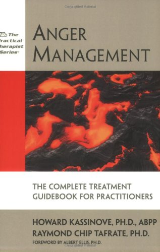 Anger Management The Complete Treatment Guidebook for Practitioners  2002 edition cover