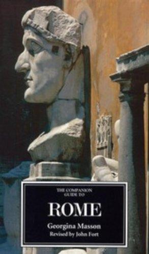 Companion Guide to Rome  9th 2009 edition cover
