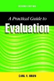 A Practical Guide to Evaluation 2nd 0 edition cover