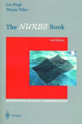NURBS Book  2nd 1997 (Revised) edition cover