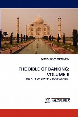 Bible of Banking Volume II N/A 9783838396453 Front Cover