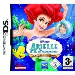 Arielle die Meerjungfrau: Abenteuer unter Wasser Nintendo DS artwork