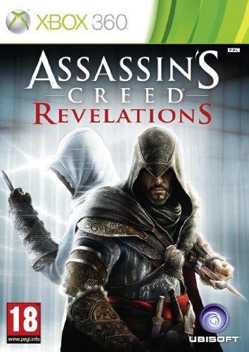 Assassins Creed Revelations [AT PEGI] Xbox 360 artwork