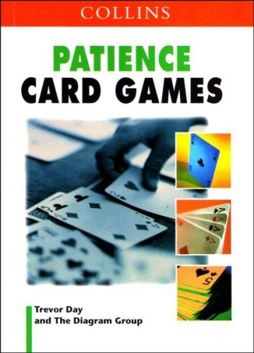 Collins Patience Card Games   2000 9780004724454 Front Cover