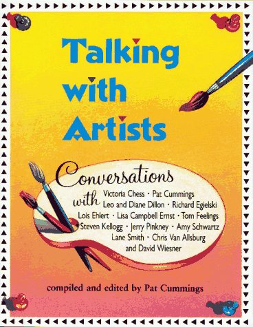 Talking with Artists  1992 edition cover