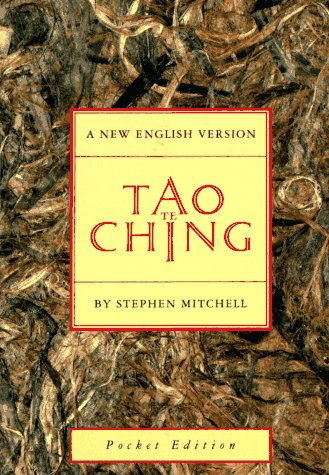 Tao Te Ching A New English Version, with Foreword and Notes  1988 9780060812454 Front Cover