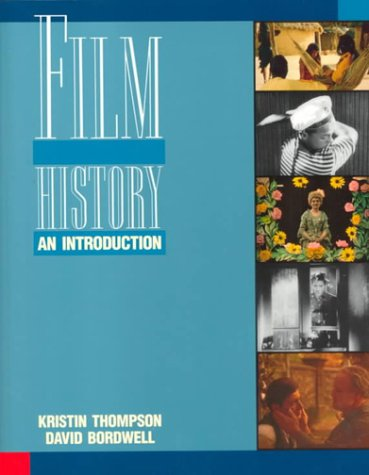 Film History   1994 edition cover
