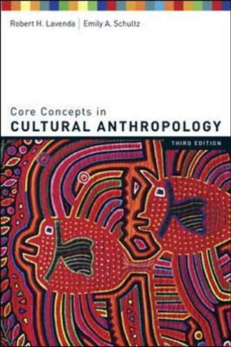 Core Concepts in Cultural Anthropology  3rd 2007 (Revised) edition cover