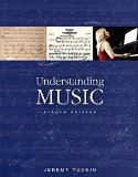 Understanding Music  8th 2016 edition cover