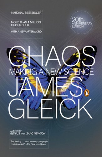 Chaos Making a New Science 20th 2008 (Revised) edition cover