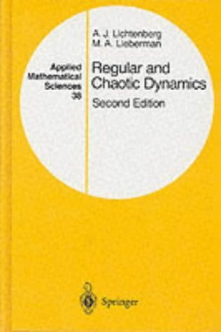 Regular and Stochastic Motion  2nd 1992 (Revised) edition cover