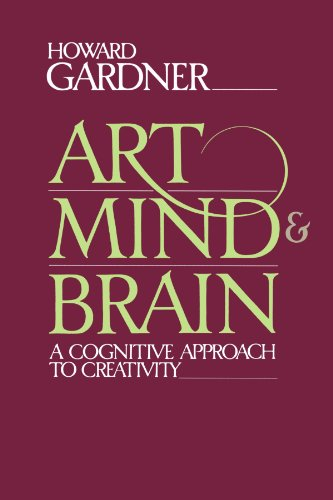Art, Mind, and Brain A Cognitive Approach to Creativity N/A 9780465004454 Front Cover