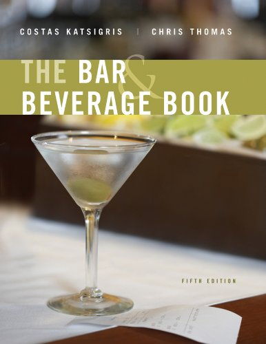 Bar and Beverage Book  5th 2012 edition cover