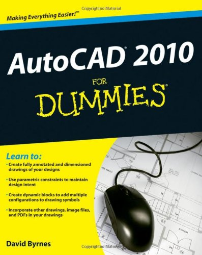 AutoCAD 2010 for Dummies   2009 9780470433454 Front Cover