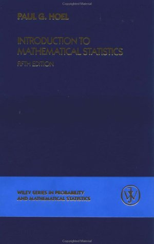 Introduction to Mathematical Statistics  5th 1984 (Revised) 9780471890454 Front Cover