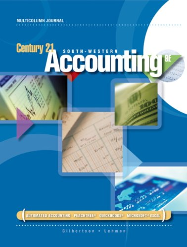 Accounting  9th 2009 9780538447454 Front Cover