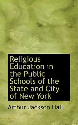 Religious Education in the Public Schools of the State and City of New York:   2008 edition cover
