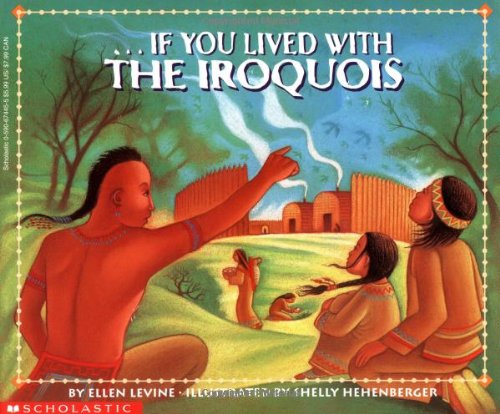 If You Lived with the Iroquois  N/A edition cover