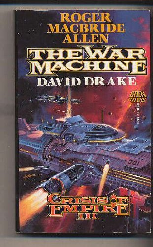 War Machine   1989 9780671698454 Front Cover