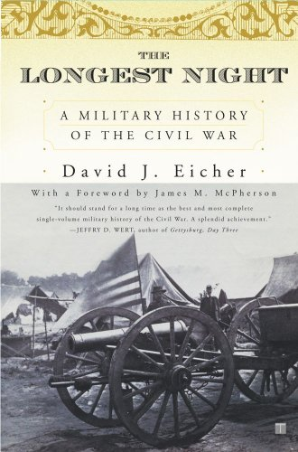 Longest Night A Military History of the Civil War  2002 (Reprint) edition cover