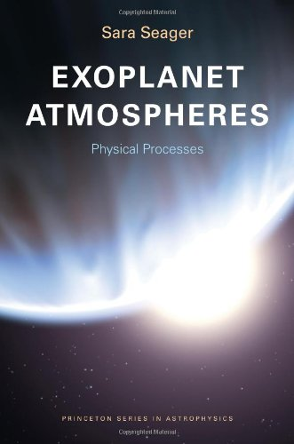 Exoplanet Atmospheres Physical Processes  2010 edition cover