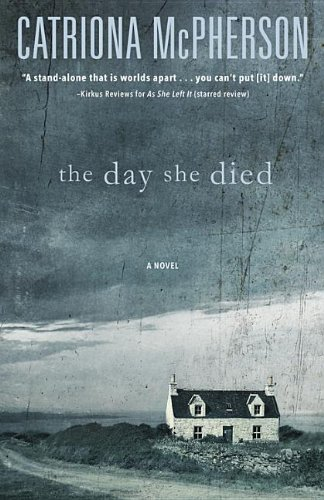 Day She Died A Novel  2014 edition cover