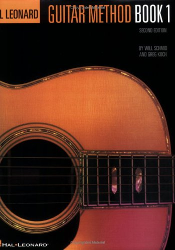 Hal Leonard Guitar Method  2nd edition cover