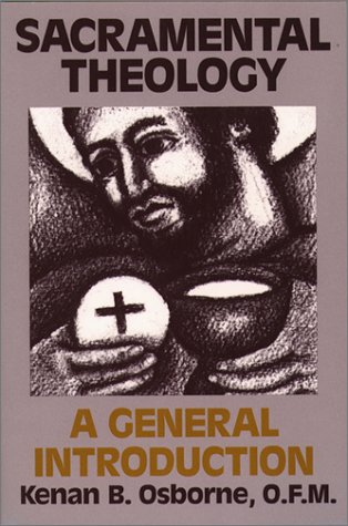 Sacramental Theology A General Introduction N/A edition cover
