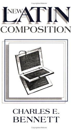 New Latin Composition   1912 (Reprint) 9780865163454 Front Cover