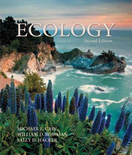Ecology  2nd 2011 edition cover