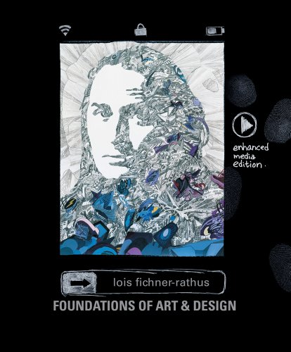 Foundations of Art and Design   2012 edition cover