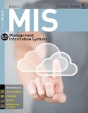 Mis 5 (With Coursemate Printed Access Card): 5th 2014 edition cover