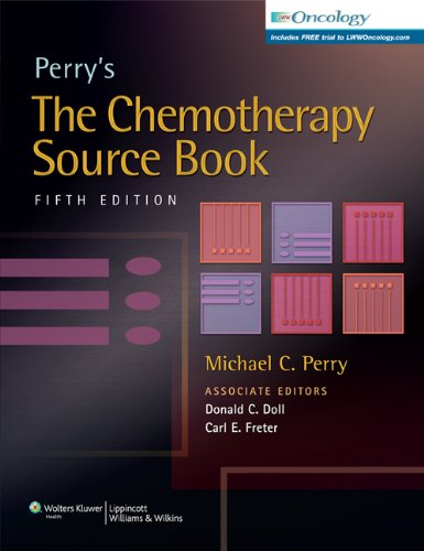 Chemotherapy Source Book  5th 2012 (Revised) edition cover