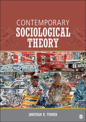 Contemporary Sociological Theory   2013 edition cover
