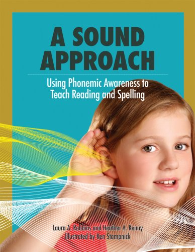 Sound Approach Using Phonemic Awareness to Teach Reading and Spelling  2007 edition cover