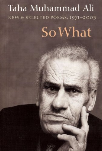 So What New and Selected Poems, 1971-2005  2006 edition cover