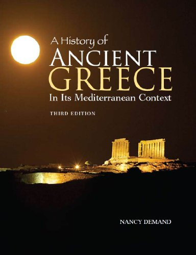 History of Ancient Greece in Its Mediterranean Context  3rd 2012 edition cover